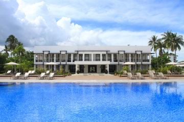 Kandaya Resort's Main Building