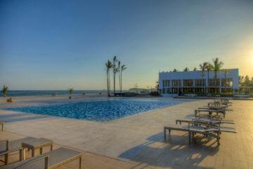 Infinity Pool and KUSINA Restaurant