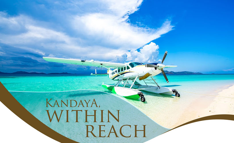 Kandaya, Within Reach