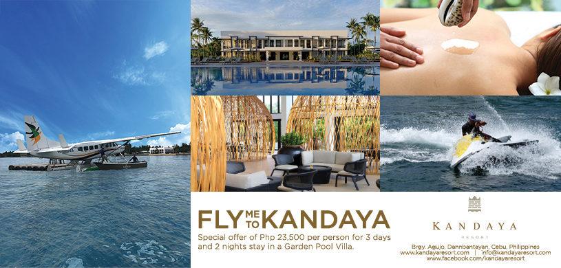 Fly me toKandaya