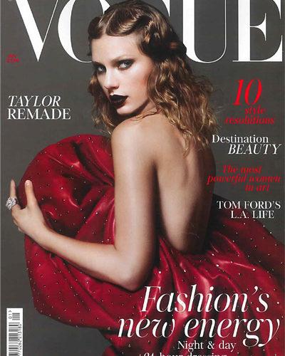 Vogue Magazine- UK