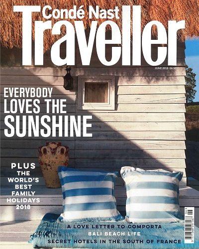 CondeNast Traveller Magazine