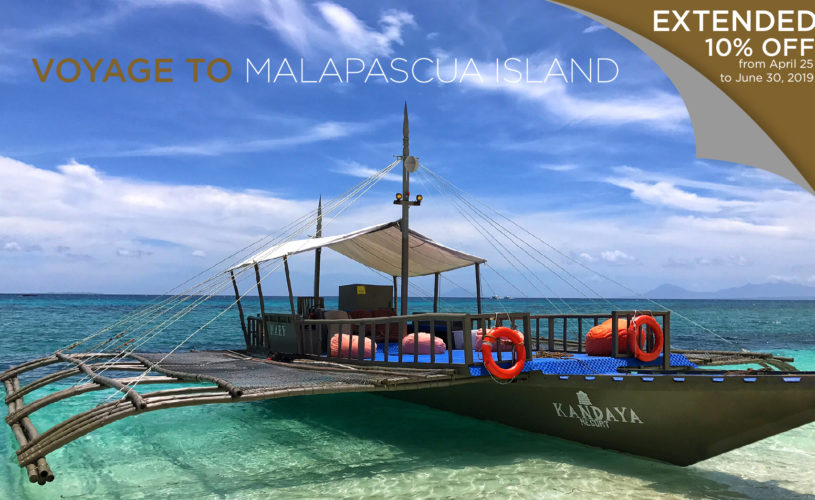 EXTENDED 10% Voyage to Malapascua