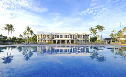 Kandaya Resort Temporarily Closed for Repair and Recovery from Typhoon Ursula